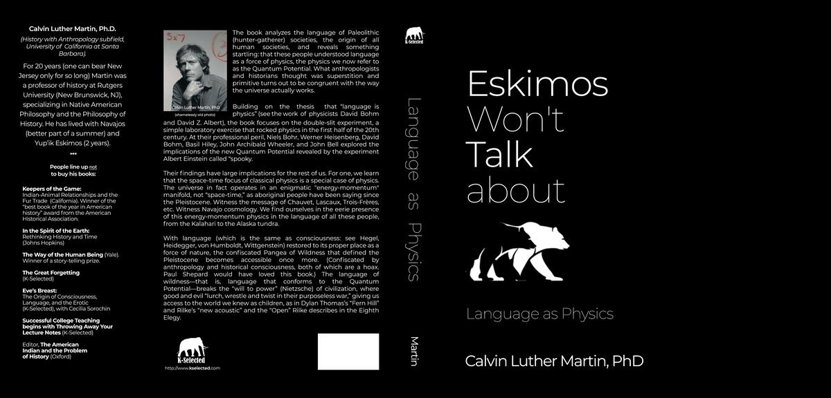 Language as Physics