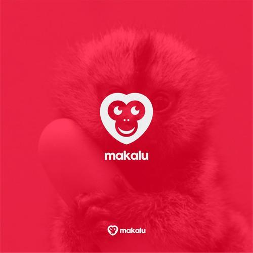 logo love monkey