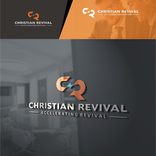 logo concept for Christian Revival