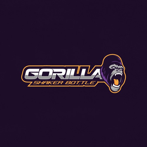 GORILLA SHAKER BOTTLE