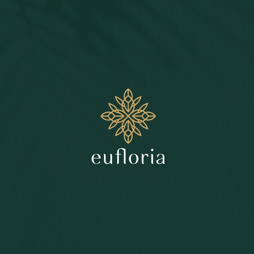eufloria Logo Design