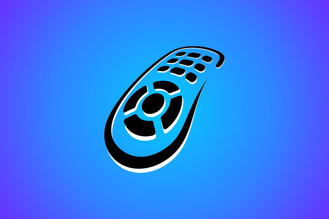 Simple elegant remote control