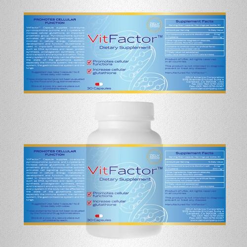 Vitfactor Capsules