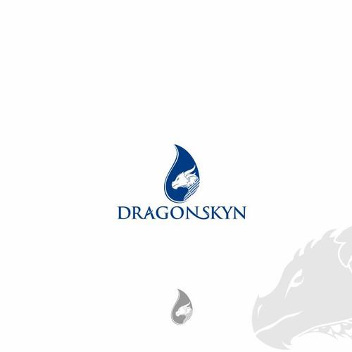 Dragon Skyn Logo Concept