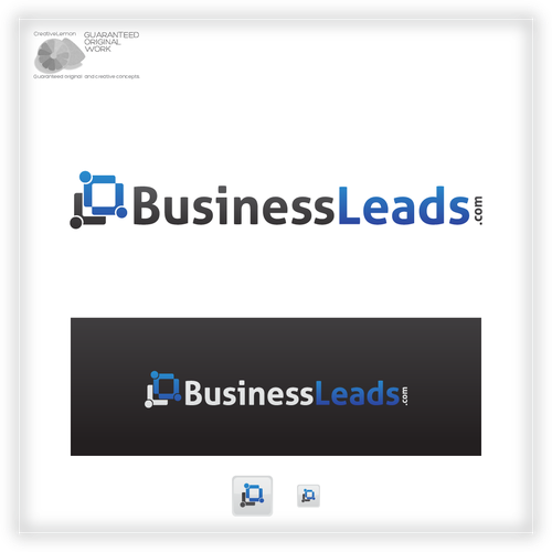 New logo for BusinessLeads.com