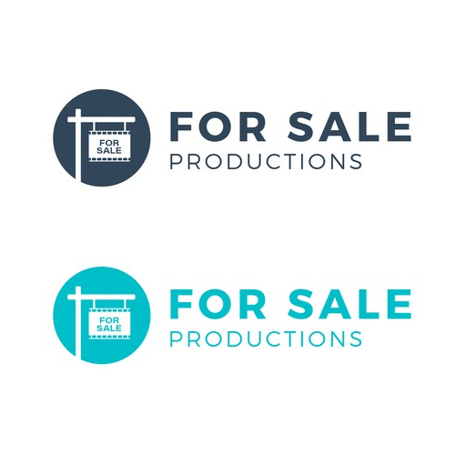 For Sale Productions Logo