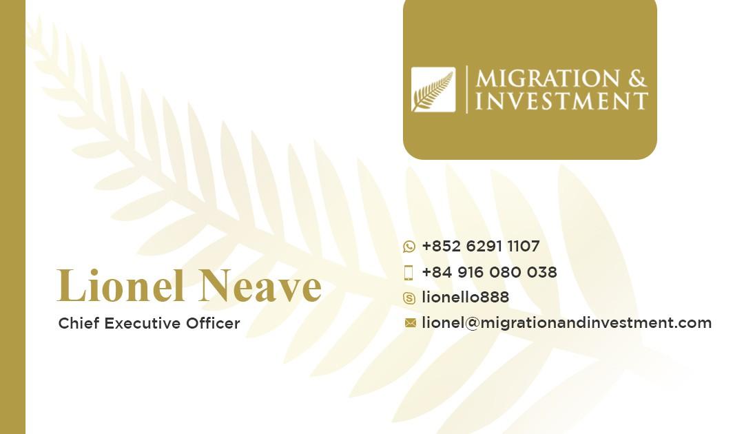 M&I Business Card