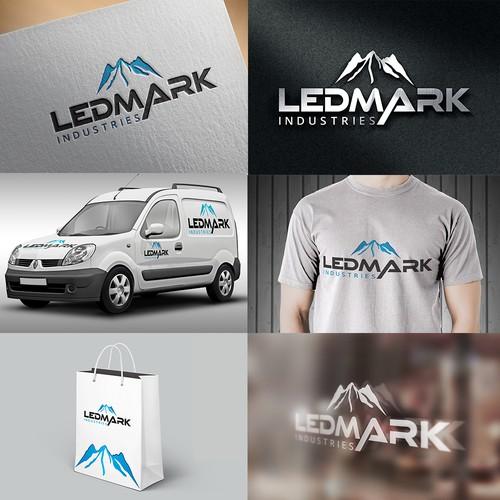Logo for LEDMARK INDUSTRIES
