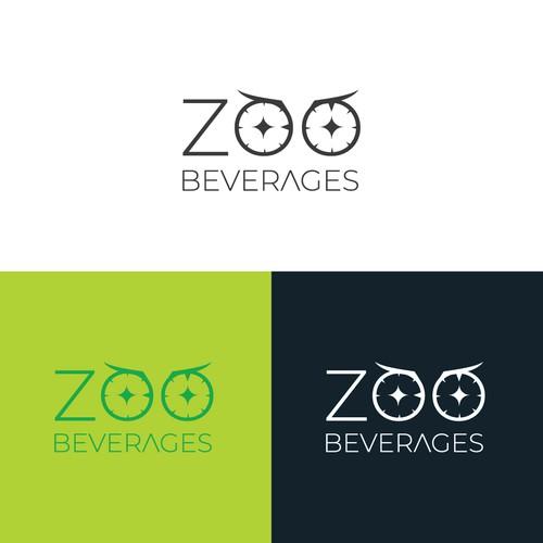 Zoo beverages logo