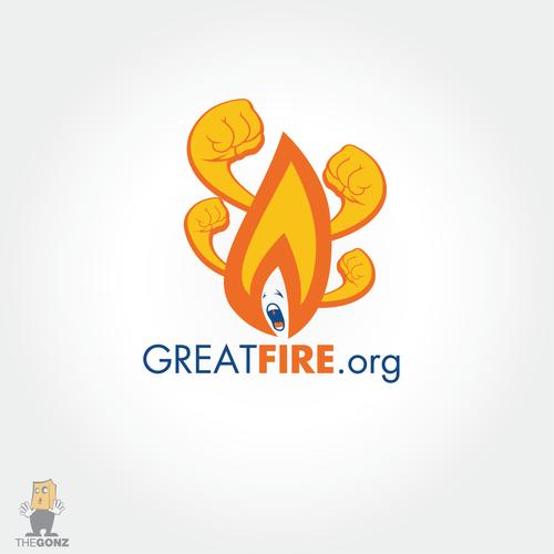 Logo for GreatFire.org