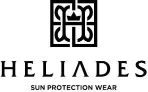 Create a luxe, hip, feminine logo with a bit of attitude for Heliades sun protection wear.