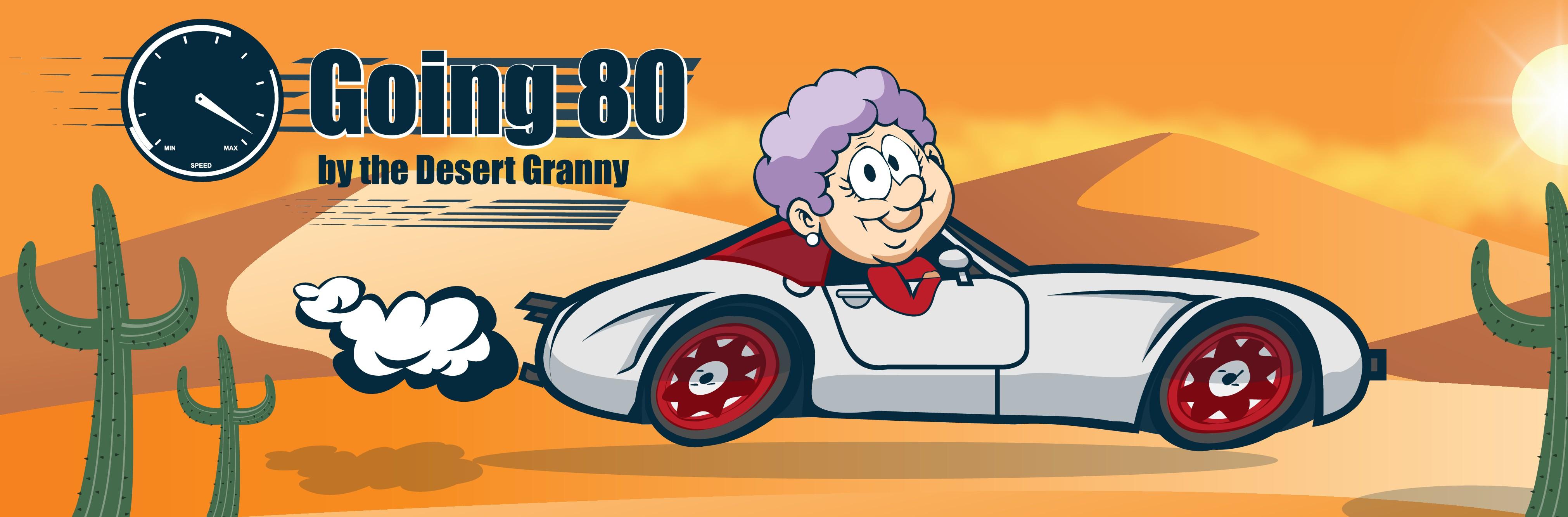 Create a banner for my Grandma's blog