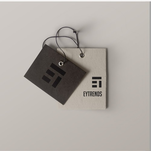 EyTrend Logo for label design
