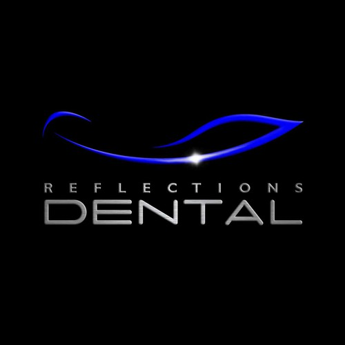 Unique dental logo for a unique practice.