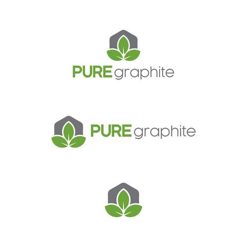 Pure Graphite Logo