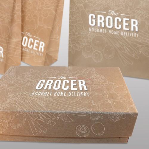Packing design for online Grocer
