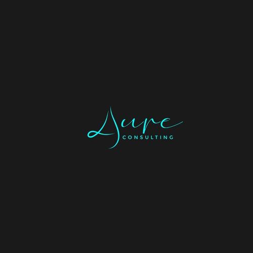 creative logo for aure