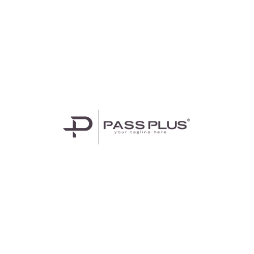 Pass Plus Logo Design