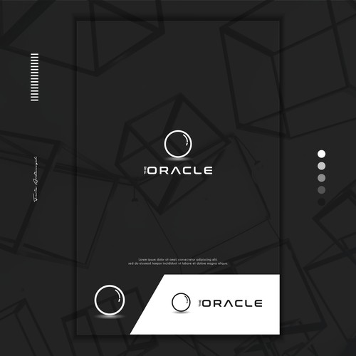 The Oracle Logo Concept