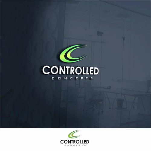 logo Controlled Concept