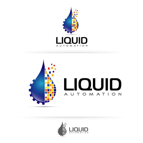 Liquid Automation needs a new logo