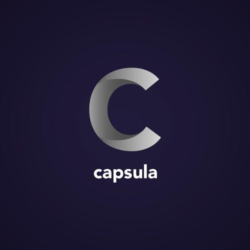 Logo concept for music producer