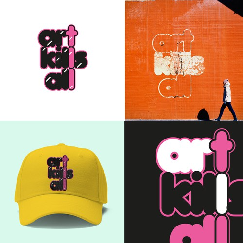 Streetwear brand logo
