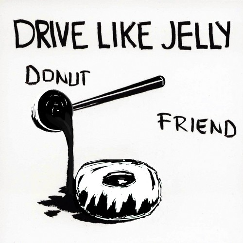 Create the next illustration or graphics for Donut Friend