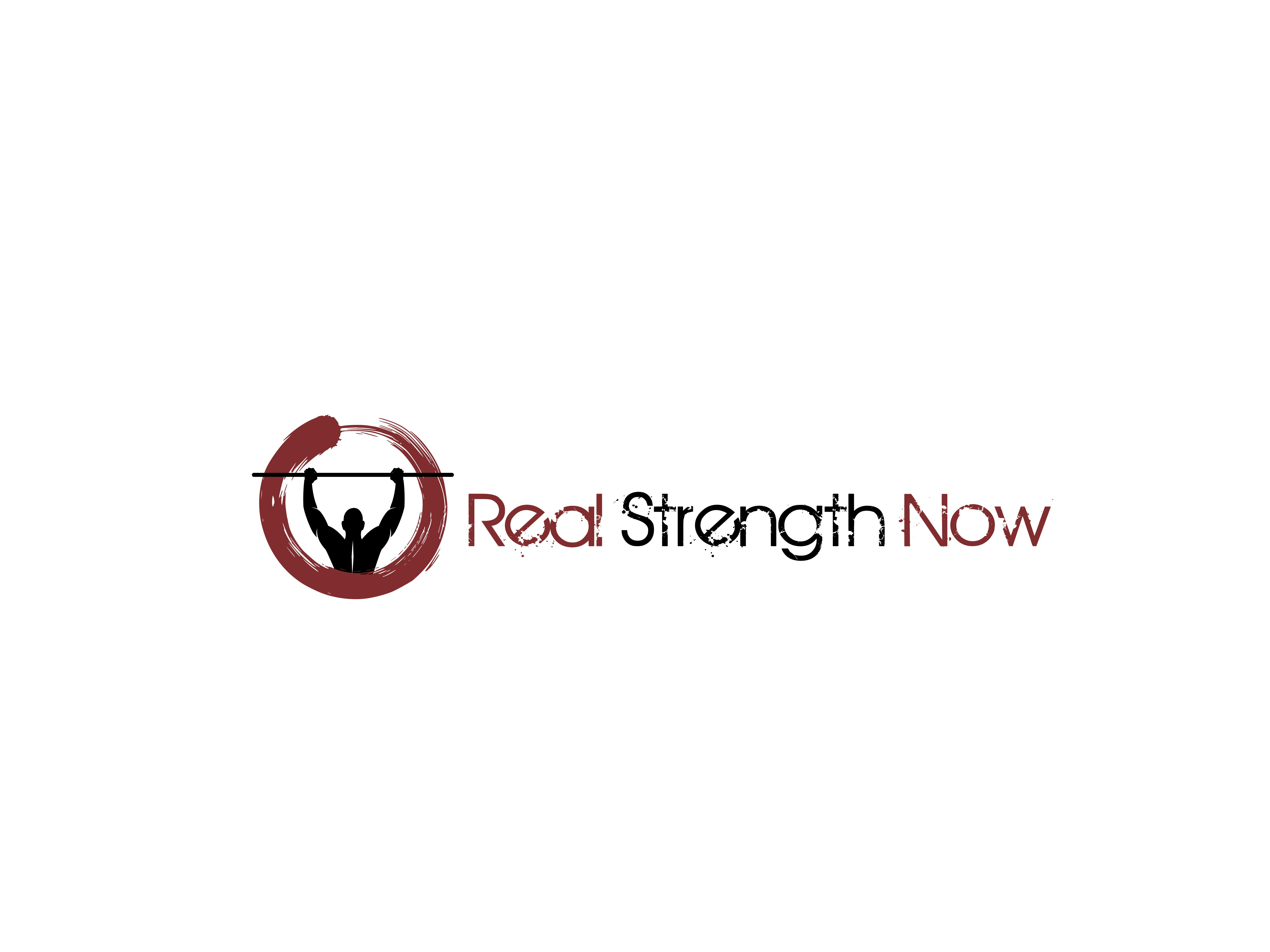 Create a Modern, Elegant logo for Real Strength