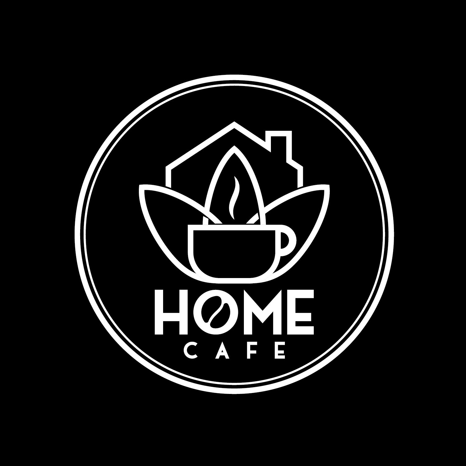 New Logo For Coffeeshop / Cafe