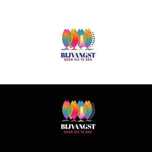 Logo for fish restaurant