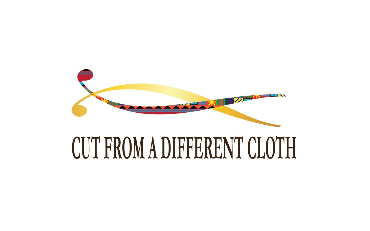 Help CUT FROM A DIFFERENT CLOTH with a new logo