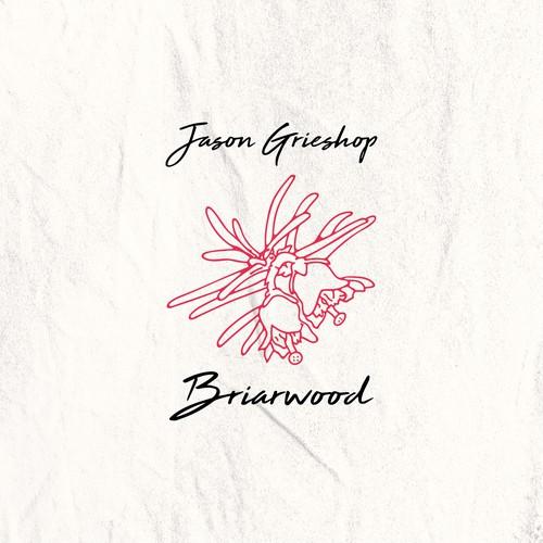 'Briarwood' album cover.