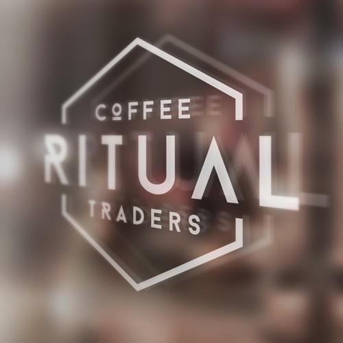 Ritual Coffee Traders café logo