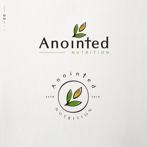 Logo Design for a new supplement company
