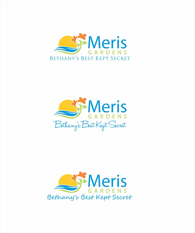 Help Meris Gardens with a new logo
