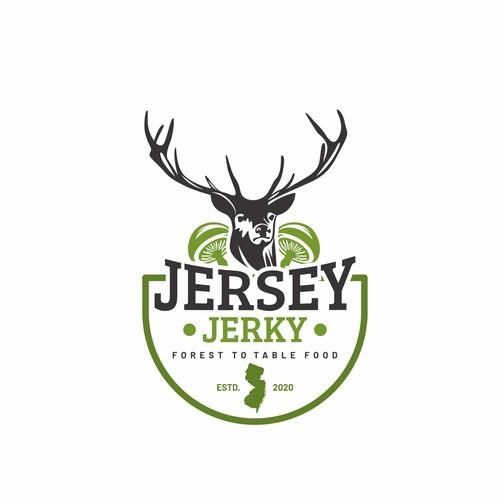 JERSEY JERKY Logo