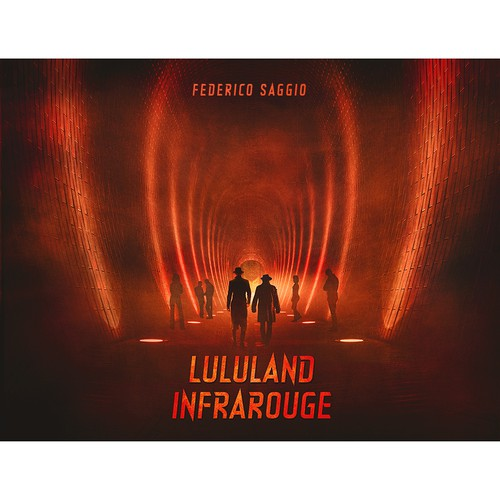 'Lululand Infrarouge' book cover