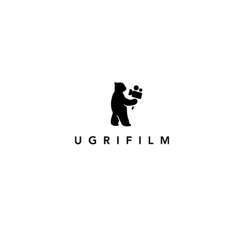 attractive logo for nordic based film company