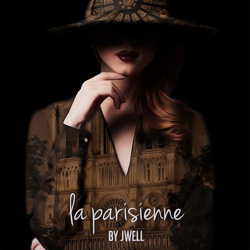 Poster design - La Parisienne