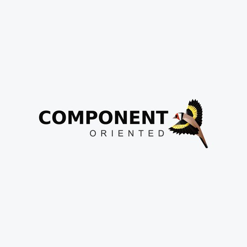 Goldfinch bird for software solutions company