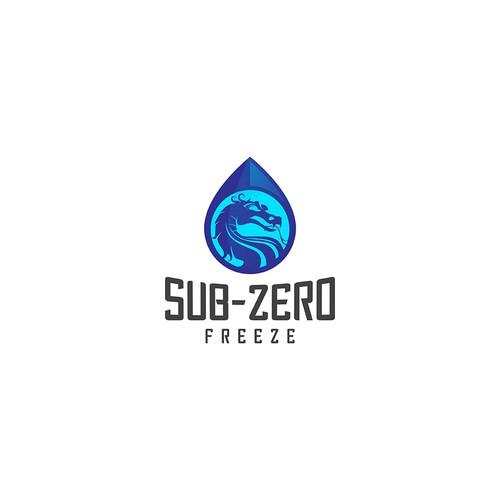 Logo design for sub zero.