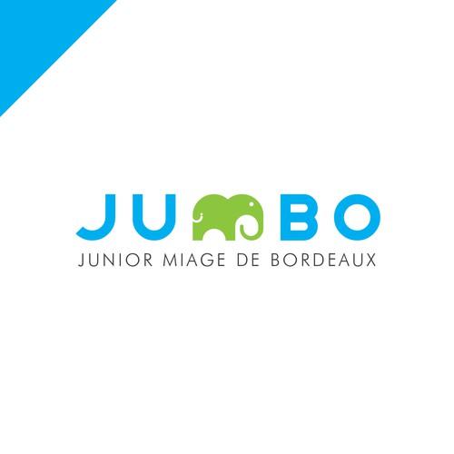 Logo concept for Jumbo