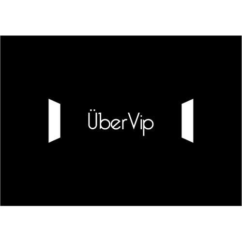 New logo wanted for Übervip or Über vip or ÜberVIP