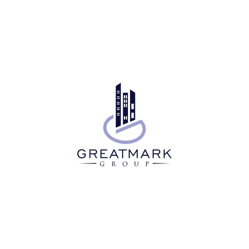 Sophisticated and creative logo for a real estate business