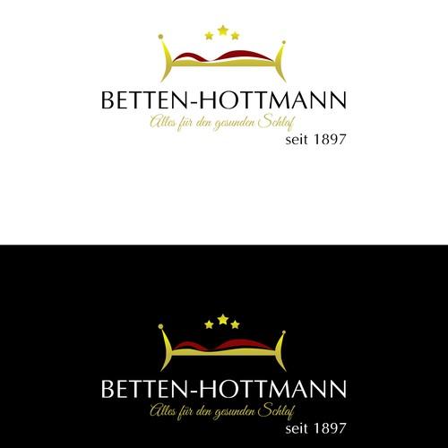 Edles Logo für unser über 100 jähriges Bettenfachgeschäft gesucht
