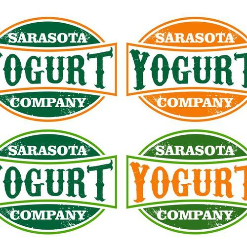 Sarasota Yogurt Company needs a new logo