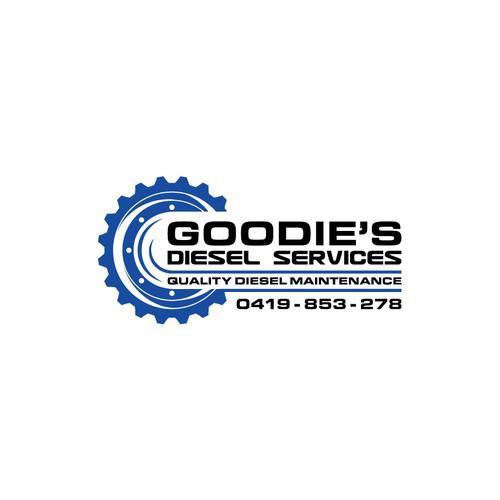 Design a lifetime logo for a excavator and dozer mechanic