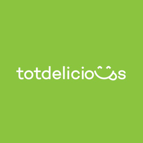 Luxurious and Fun Logo for Baby Foodwares Company Totdelicious