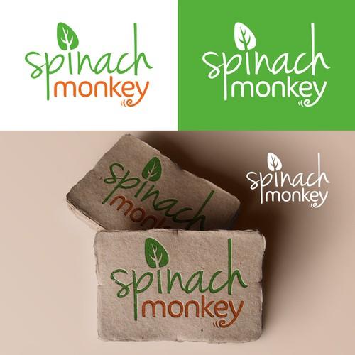 Spinach Monkey